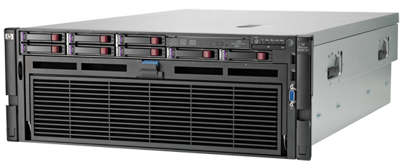 HP DL585 G7 Server